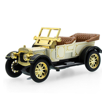 Zinc Alloy Car Model Toy 1:32 Scale Vintage Classic Toy Vehicle
