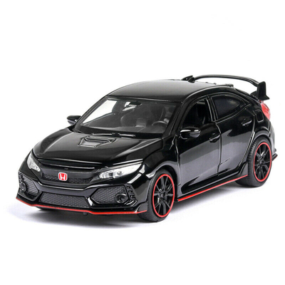 Honda 10th Civic Type R 1:32 Diecast Model Car Toy Collection