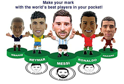 Best Soccer Stars in The World Featuring Neymar, Messi, Ronaldo, and All Your Other Favorite Soccer Players