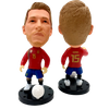 Professional Custom Popular 3D Plastic Football Players Action Figures