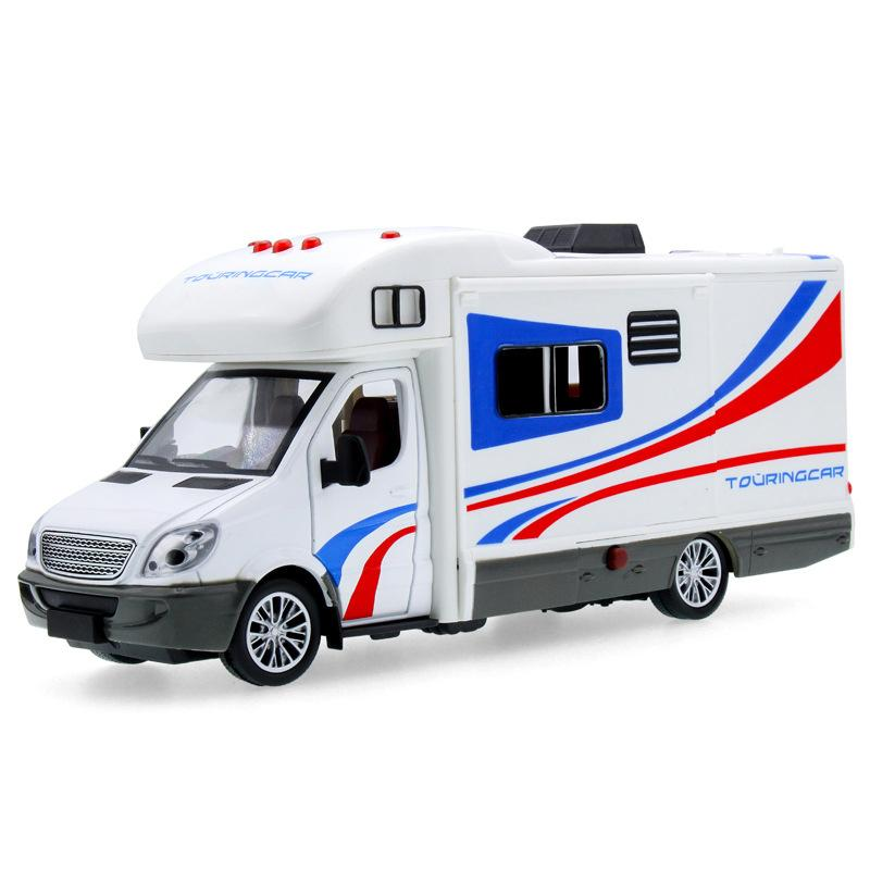 Luxury Motorhome Recreational Vehicle RV Trailer Caravan Model