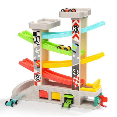 wholesale City Ramp Racer vehicle race track set toy