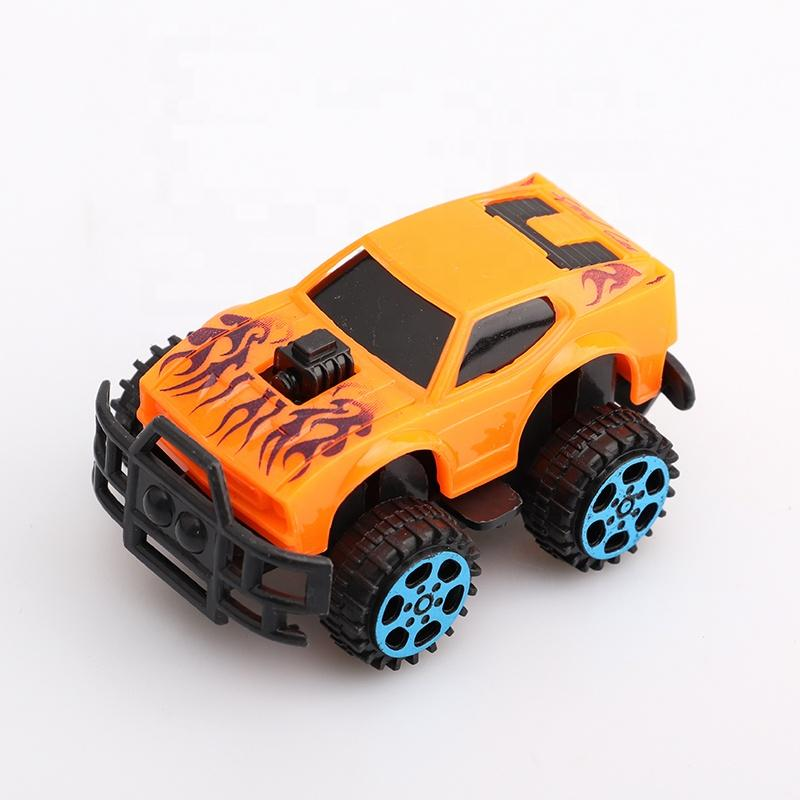 Factory Cheap Wholesale Promotion Kids Plastic 3D Mini Car Toy