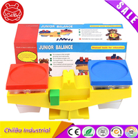 Pan Balance Encourages Children Balance Concept Educational Toy