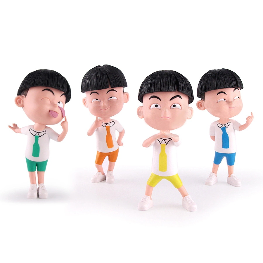 Free Sample Plastic Kid Toys Collection Action Figure