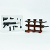 High Quality Plastic PVC Educational Toys for Child Gun Boys Shooting Game Toys