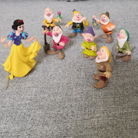 Princess and Little People Mini PVC Action Figure