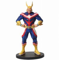 Most Popular Plastic Injection My Hero Academia Action Figures Collection Toys Vinyl Toy Figure
