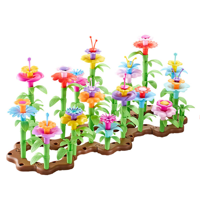 Funny DIY Creative Toys Educational Assembly Toys Flower Kids Favorite