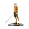 Japan Figuarts Zero Figure Bandai One Piece Silvers Rayleigh 17cm Toy Action Figure