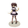 China Manufacture OEM Custom Logo Plastic Material One Piece Anime Girl Action Figure for Decoration