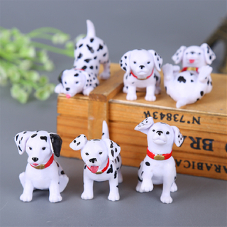 OEM 3D PVC Anime Movie Characters Cartoon Dog Model Plastic Action Figure