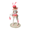 Plastic Toy Supplier Hot Anime Figure 3D Painting Figure Cute Girl Toy Action Figure