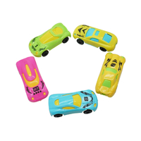 Popular Plastic Sliding Racing Car Toys Cheap Mini Toys for Kids