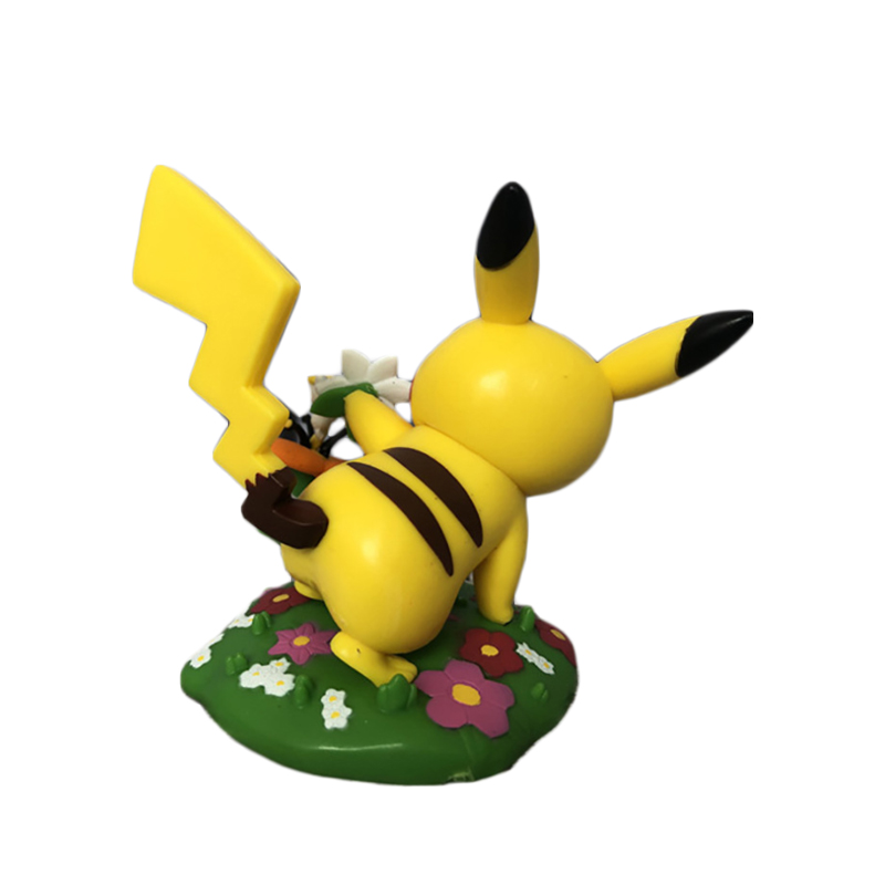 Hot New Products Toys Action Figures Small Toy Pikachu Figure Model