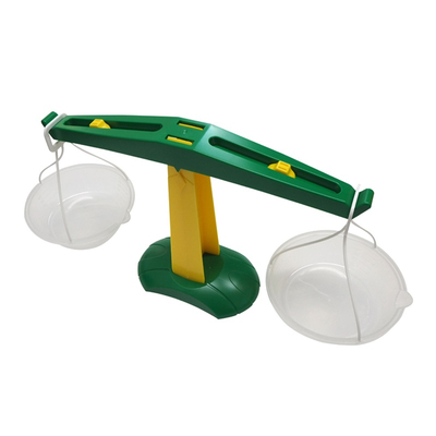 Weight Scale bucket shape weight balance toy