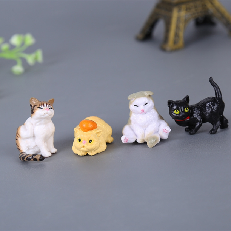 Plastic Customs Anime Action Toy Figures for Children