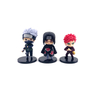Super Cool Janpanese Style Children Figure Toy Car Table Decoration Naruto and Sasuke Action Figures Anime Figurine with High Details